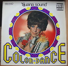 THE MERTENS BROTHERS STYLE TIJUANA SOUND COLOR IN DANCE CHEESECAKE HOLLANDLP