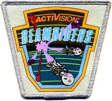 Activision Beamriders Patch -- FREE SHIPPING for domestic to US addresses