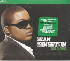 SEAN KINGSTON me love w/ RARE Colors REGGAE REMIX  RINGLE CD Single SEALED 2007