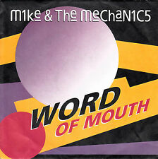 "Mike & The Mechanics (Rutherford, Genesis) - World of Mouth ★ 7"" Single Vinyl"