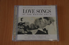 Love Songs At The Movies Vol. 3 Hollywood. Lion king, Notting Hill (REF BOX C18)