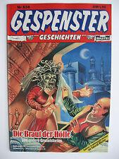 Gespenstergeschichten Nr.538, Bastei, Wäscher, Zustand 1-