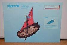 7808 playmobil bouwplan piratenschip 4444