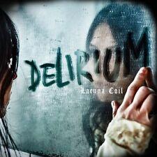 Delirium - Lacuna Coil (2016, CD NEUF) 889853137527