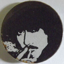 "THIN LIZZY Phil Lynott Vtg 70`s/80`s  Button Pin Badge(25mm-1"")  #TL108"