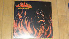 SALEM MASS WITCH BURNING PSYCH IDAHO AKARMA 180G LP DELUXE LIM 300 ex ONLY !!!