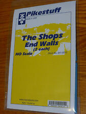 Pikestuff #2015 HO Front Walls for Kit #15