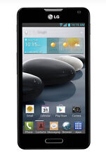 LG Optimus F6 D500 - 4GB - Black (T-Mobile) Smartphone