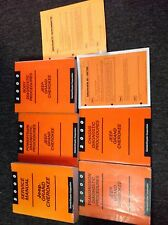 2000 Jeep Grand Cherokee Service Repair Manual Set W Diagnostics + Recalls Bulle