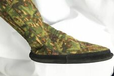 ACORN Camo Tall Slippers Poly Suede Mens 7.5 - 8.5