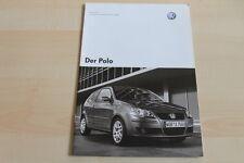 97933) VW Polo 9N - Preise & Extras - Prospekt 10/2007