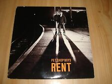 "PET SHOP BOYS - RENT( PARLOPHONE 7"")"