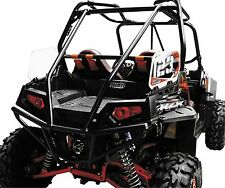 Dragonfire Racing RacePace Black Backbones Polaris RZR 900 01-1912 52-0670