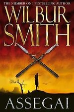 Wilbur Smith Assegai Very Good Book