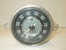 Vintage Original VW Volkswagen Beetle Type 1 Speedometer-1962 w/o Fuel Gauge