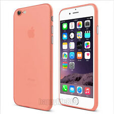 Matte Transparent Ultra-Thin Slim Shockproof Back Case Cover For iPhone 7 7 Plus