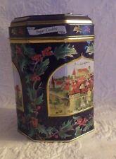 """2006 Lambertz Aachen Sugar Cookies Music Tin Works 5.5"""" Tall"""