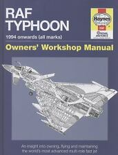 NEW - RAF Typhoon: 1994 onward (all marks) (Owners' Workshop Manual)
