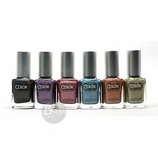 Color Club Halo Hues 2013 Holographic Nail Polish Lacquer Full Set of 6 Pieces