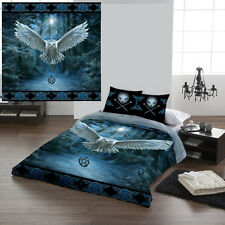 AWAKE YOUR MAGIC - Duvet Cover Set for DOUBLE BED artwork by Anne Stokes