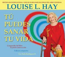 Tu Puedes Sanar Tu Vida: Spanish, 3-CD set! (Spanish Edition), Hay, Louise, New