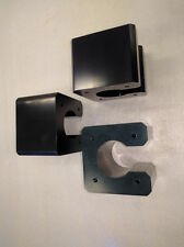 RoverCNC NEMA23 Stepper Motor Mount Set of 3pcs - High Quality, Black!