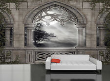 Gothic Scenery Wall Mural Photo Wallpaper GIANT DECOR Paper Poster Free Paste