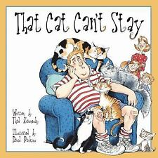 That Cat Can't Stay-ExLibrary