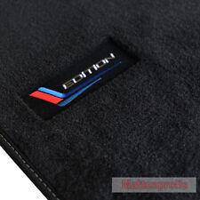 Mattenprofis Premium Velour Edition Fußmatten für BMW 3er E46 ab Bj.1998 - 2006