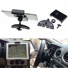 Car Tablet CD Slot Holder Mount Stand For iPad 2 3 4 5 Air Galaxy Tab Universal