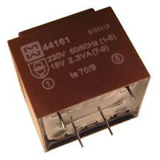 myrra MY44161 Trafo 230V Printtrafo 2,3VA 18V Netztrafo Transformator 107604