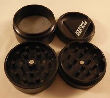 "Medium 2.2"" Black 4 Piece SANTA CRUZ SHREDDER Aluminum Grinder"