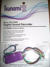 Soundtraxx Tsunami2 TSU-2200 Electric Engines      886002 Bob The Train Guy