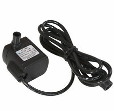 Hot Sale Pumps Water Aquarium Fish Tank Fountain Pond Pump DC 3W 5.5V- 12V