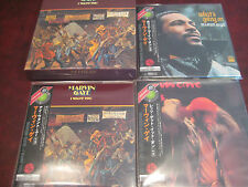 MARVIN GAYE I WANT U WHAT'S GOING ON JAPAN REPLICA OBI 3CD SET CHRISTMAS SPECIAL