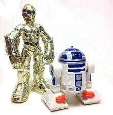 Star Wars Playskool Grueso Kids cifras R2d2 & C3po Droids robots Set
