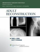 Adult Reconstruction (Orthopaedic Surgery Essentials Series), , New Book