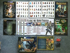 PATHFINDER Roleplaying RPG Board Game BEGINNER BOX 100% Complete Unplayed PAIZO