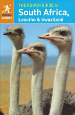 Rough Guide to South Africa, Lesotho & Swaziland *IN STOCK IN MELBOURNE - NEW*