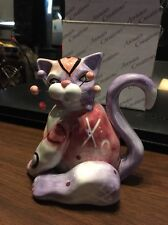 Sitting Cat Fancy WhimsiClay Amy Lacombe