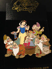Disney Auctions - Fall Series Snow White and the Seven Dwarfs Pin LE 100