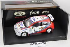 AUTOart 1:18 scale Ford Focus WRC 1999 #7 Rally Portugal - Colin McRae