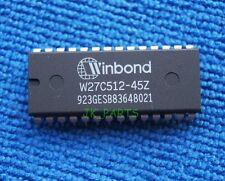 10pcs W27C512-45Z W27C512 27C512 Winbond EEPROMs