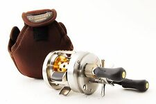 SHIMANO CALCUTTA CONQUEST 250DC Right handed reel USED from Japan #B955