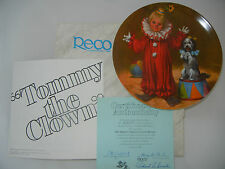 McClelland Children 's Circus Collection immagine: Tommy il clown