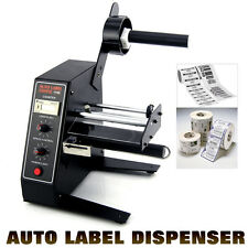 Commercial Label Dispenser Device AL-1150D Automatic Sticker Separating Machine