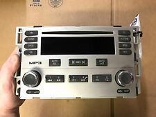 05 06 2005 2006 Chevrolet Cobalt Pursuit Radio Cd MP3 15272192 Silver OEM TESTED
