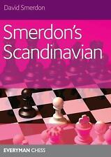 Chess: 4 Books on the Scandinavian Defense