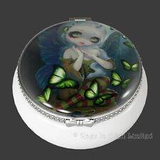 ABSINTHE BUTTERFLIES Strangeling Fairy Mini Trinket Box Jasmine Becket-Griffith
