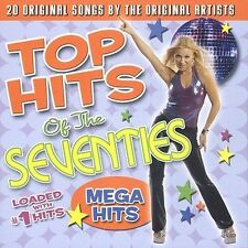 Top Hits of the Seventies Top Hits Of The 70s Mega Hits CD